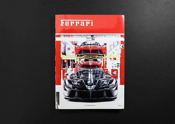 Ferrari Magazin 2013